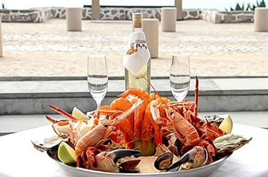 Tour Privado: Seafood Festival Almoço...