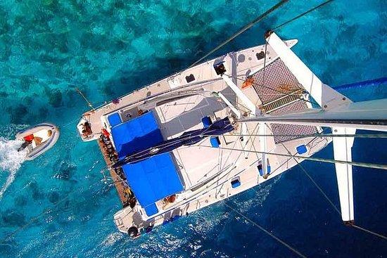 Catamarano Isla Mujeres Island da