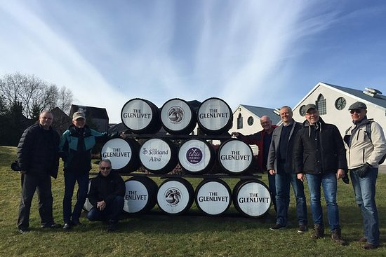 1 Day Speyside Malt Whisky Tour fra...