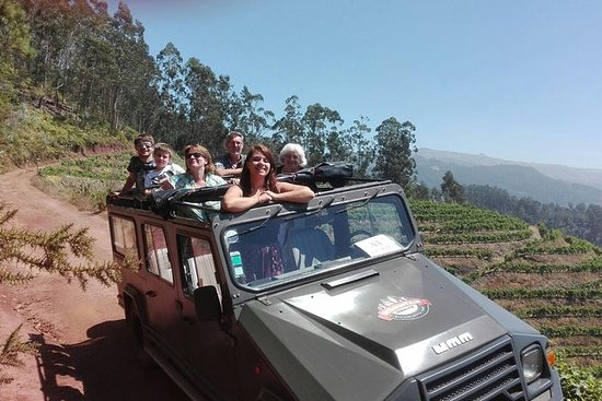 Poncha, Mountains and Vineyards...