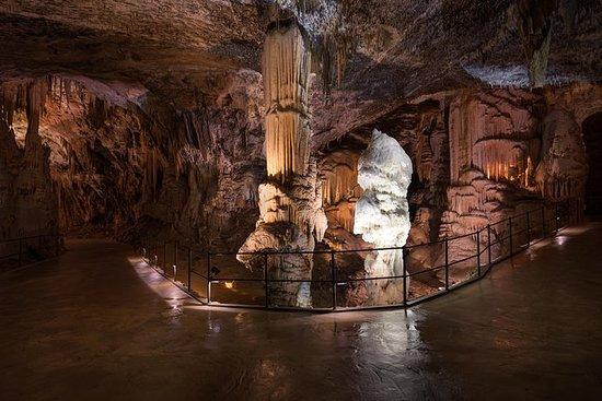 Postojna Cave og Predjama Castle Tour...
