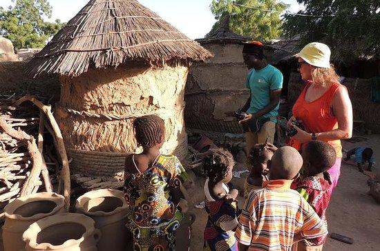 Niger River Trip mit Besuch von...