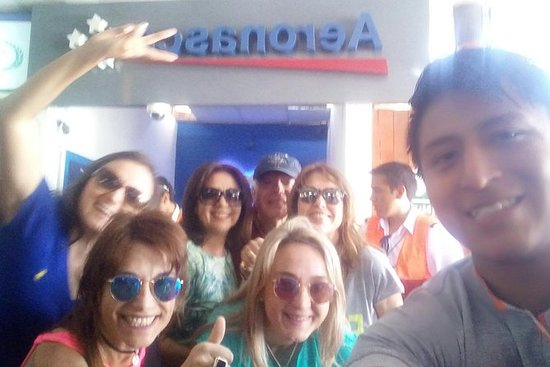 Excursión de un día completo a Nazca
