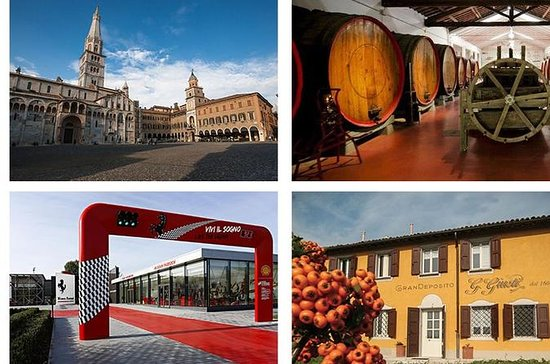 AROUND MILAN: MODENA 1 DAY excursion...