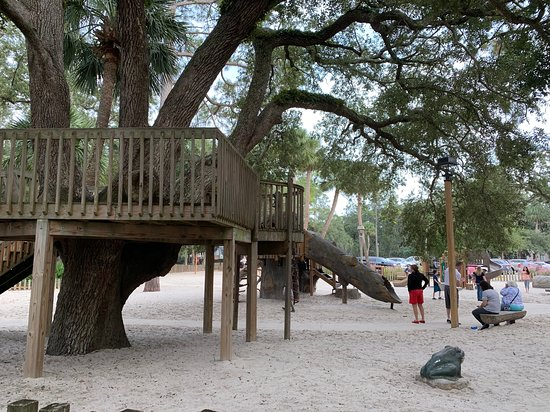 Gregg Russell Harbour Town Playground