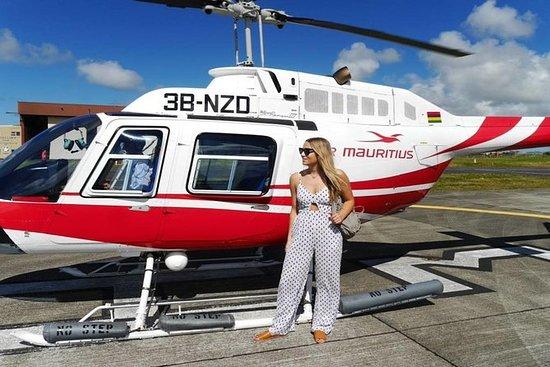 Excursiones en helicóptero bajo la...