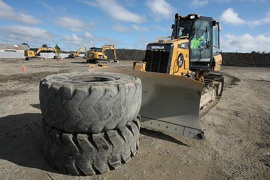 Big Push Bulldozer, Dig This...