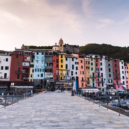 Tutta la magia e i colori di Portovenere! Tappa consigliatissima
