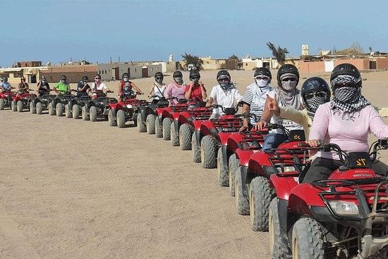 Sunset Desert Safari Excursions By...