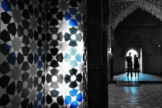 Alhambra y Generalife, entradas...