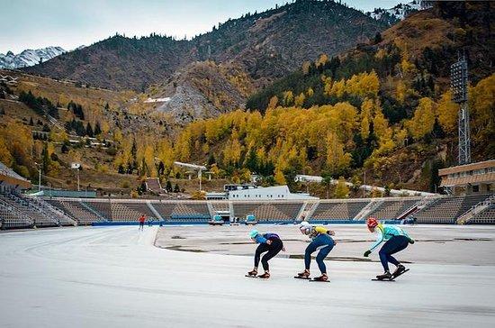 Almaty Planlagt Gruppetur med Medeo...