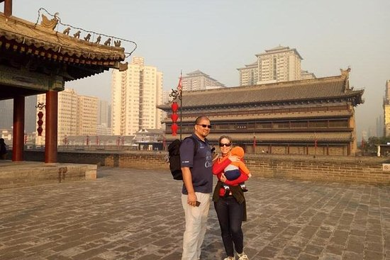 Xian City Sightseeing Group Tour