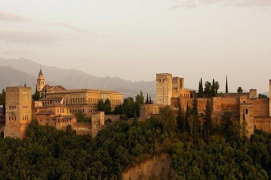 Granada: Alhambra & Generalife Ticket...
