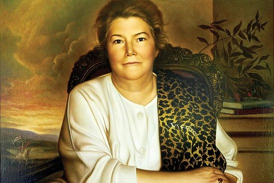 Colleen McCullough Home Tour On...