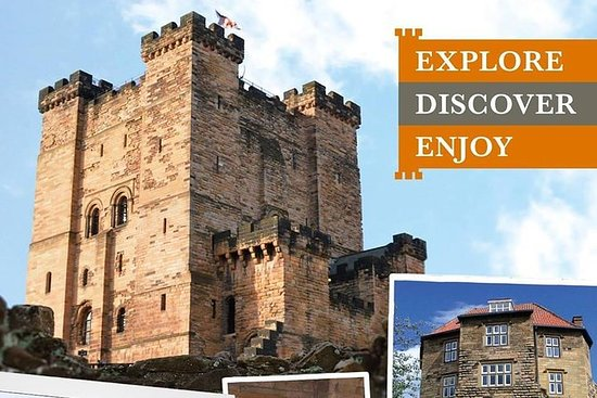 Newcastle Castle Admission Ticket