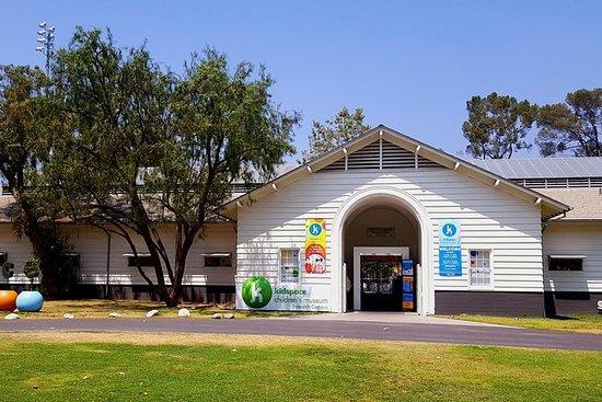 General Admission Kidspace Children's...