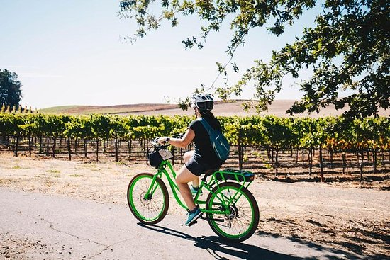 Electric Bike Wine Tasting Tour