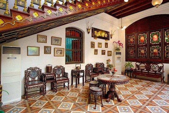 Billet d'entrée au musée Pinang...