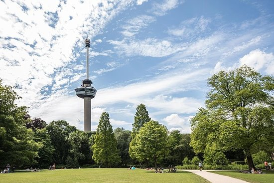 Euromast Entrance Ticket: Enjoy a...