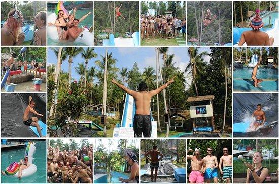 Festival Pass: Slip N Fly Koh Phangan