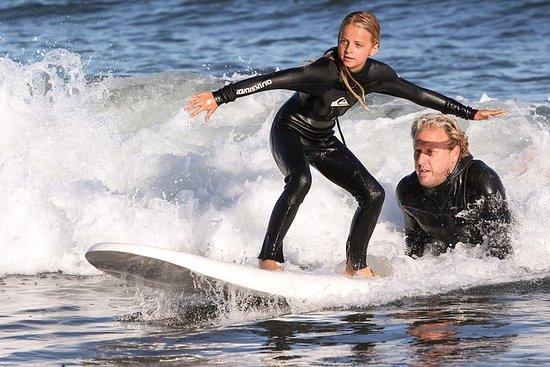 Lição de Surf do GROUP Endorsed World...