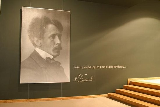 Nationell MK Ciurlionis konstmuseums ...