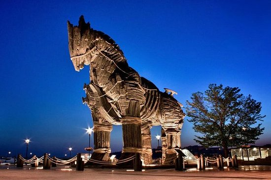 Full Day Trip to Ancient Troy (Troya)