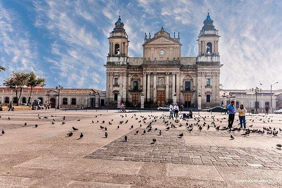 GUATEMALA CITY EXPLORER ET PASEO...
