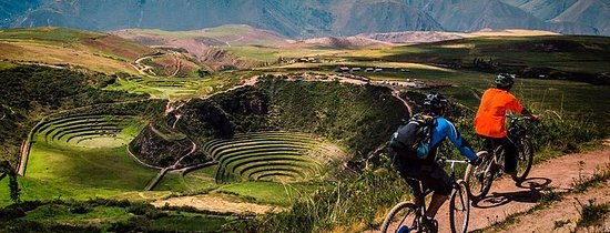 Moray & Salt Mines Cykeltur