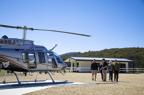 Port Arthur Day Tour and Helicopter...