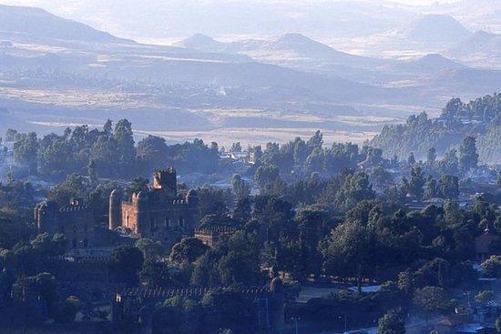 Gondar city tour de dia inteiro
