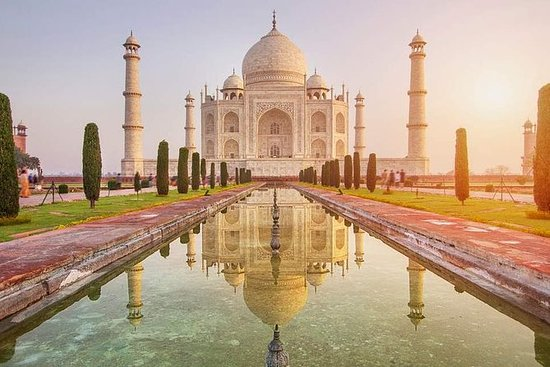 4 Days Golden Triangle Tour From Delhi Provided By Private Car And Driver In India
