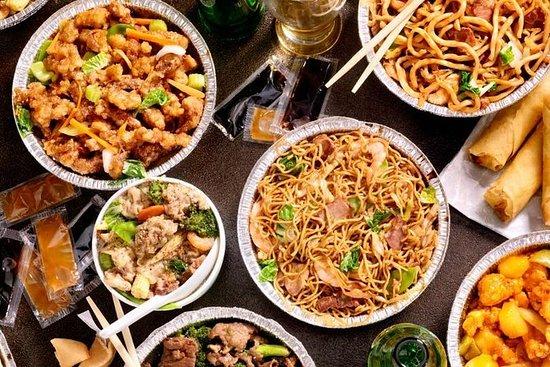 Pranzo cinese a St Maarten