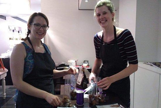 用巧克力专家制作美味的比利时巧克力!