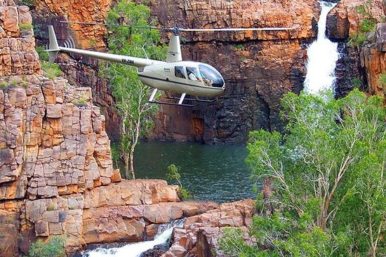 Katherine Gorge Fly, Helicopter...