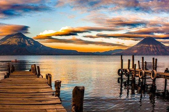 Excursão à Vila do Lago Atitlán...