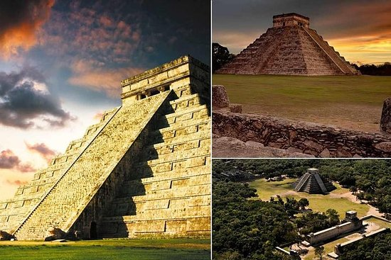 Chichén Itzá, Valladolid y Cenote...