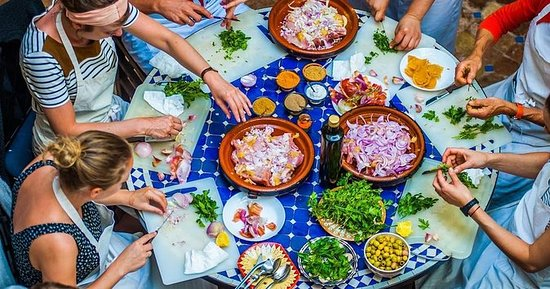 Agadir kookcursus inclusief Paradise ...