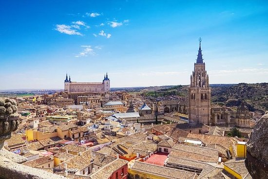 Toledo day trip from Madrid...