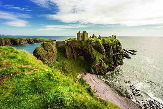 Dunnottar Castle e Royal Deeside Tour