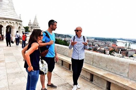 Visite du château de Buda