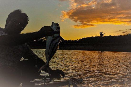 Kulturel kajak fiskeri oplevelse