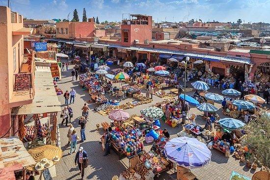 Tour pela cidade de Marrakech