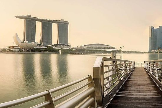 Singapore Sightseeing Tour med Guide