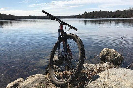 Ciclismo alrededor del lago Trasimeno...