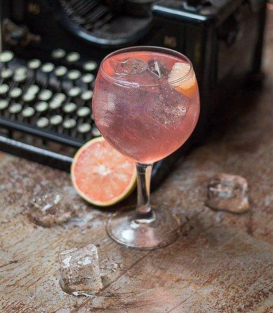 Salmoncito Cocktail