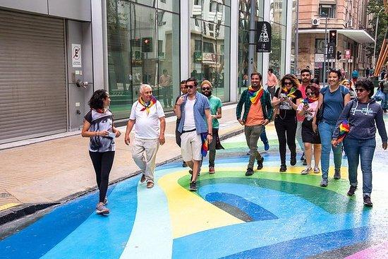 LGBT + Stadtrundfahrt - Santiago