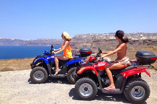 Santorini ATV-Quad Adventures