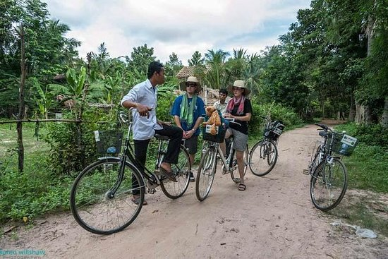 Cycling and Remote Temple Tour Full...