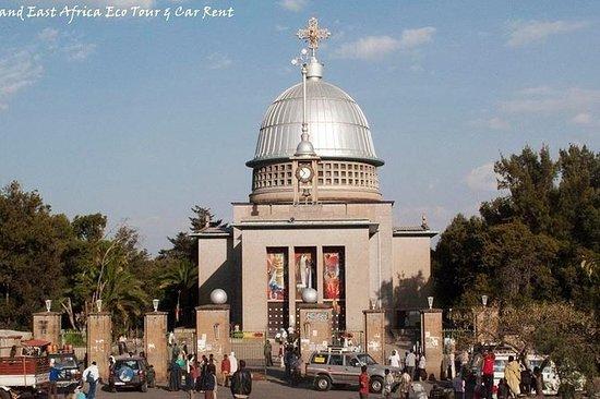 Full dagstur til Debre Libanos kloster
